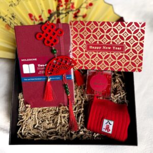 chinese new year gift box